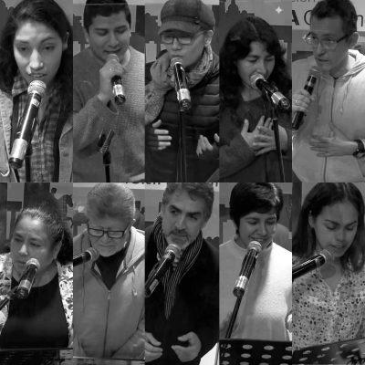 "Finalistas concurso ""Roma con Valdelomar"" 2018"